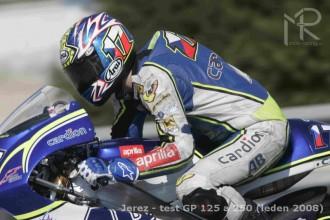 Testy GP 125 a 250 ccm  Valencia (1)