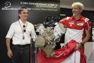 Ducati představila nový motor