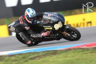 Lukáš Šembera potvrdil Top Ten v Jerezu