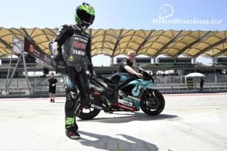 Petronas Yamaha po testech v Sepangu