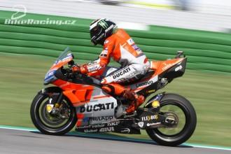 Jorge Lorenzo odstartuje z pole position