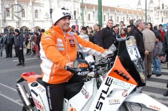 KTM vítá novou Central Europe Rally