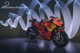 Oficiální představení továrního týmu KTM