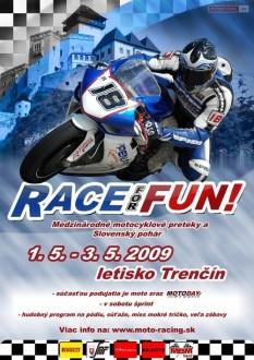 Race for fun! opäť v Trenčíne