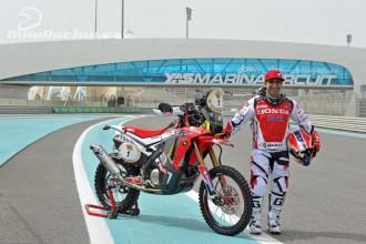 Abu Dhabi Desert Challenge – 5. etapa