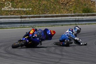 Bily Racing a AA v Brně