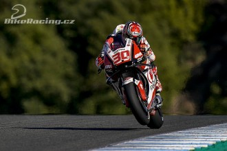 IRTA test MotoGP – Jerez čtvrtek