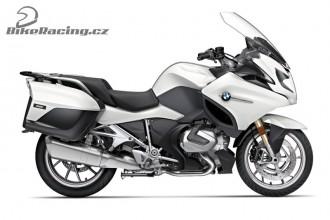 Nové BMW R 1250 RT
