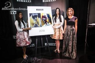 Nový kalendář Pirelli 2018