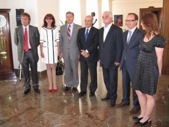 Předseda poslanecké sněmovny slíbil podporu brněnskému okruhu