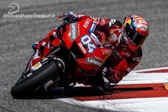 U Ducati počítají s náročným víkendem