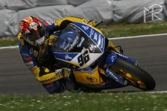 Monza - WSBK,  1. jízda