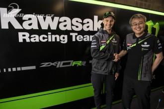 Rea a Kawasaki společně v 2019 a 2020