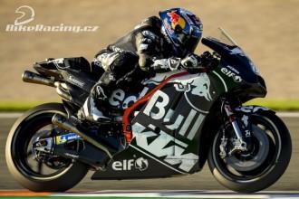 Oliveira porovnává Moto2 a MotoGP
