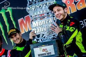 Rossi – Monza jako Phillip Island
