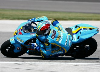 Testy MotoGP na Indianapolis - 1.den