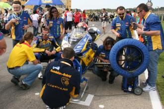Valencia  Superbike 1. závod