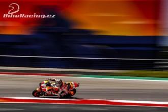 Márquez posedmé na pole position