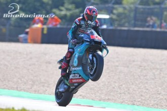 Quartararo získal další pole position
