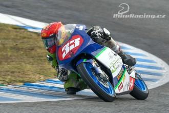 Filip Řeháček v Jerezu bodoval