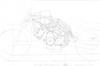 Hledá se designer pro motocykl FGR 2500 V6!