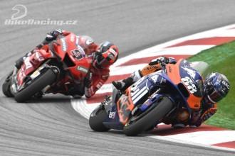 Oliveira má první top10 v MotoGP