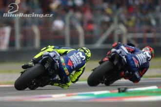 Rossi: s Marquezem se bojím na trati