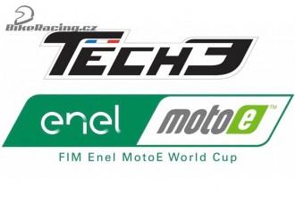Tech3 v MotoE s Forayem a Garzem