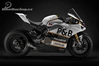 Ducati Panigale V4 S #17 je na prodej