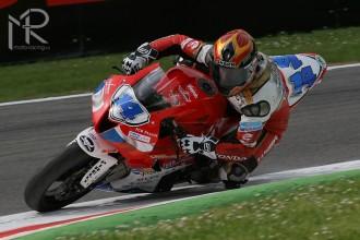 Monza - WSS, závod