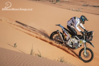 Rally Dakar 2020: 11. etapa