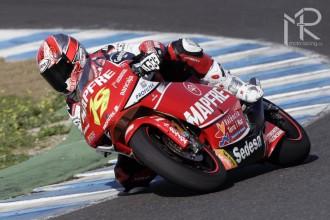 Testy Jerez  250 ccm, 2. den