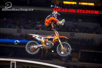 AMA/FIM Supercross 2019 – Indianapolis