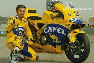 Max Biaggi mezi legendy MotoGP