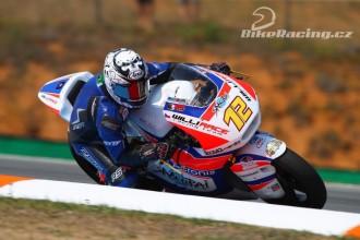 Premiéra Moraise v Mistrovství světa Moto2