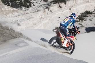 Rally Dakar 2018: 8. etapa