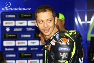 Rossi vítá změny ve vedení Yamahy
