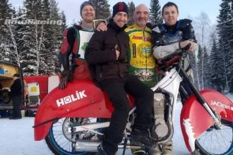Švédská skupina je napřed před ruskou