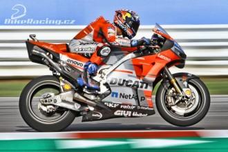 Ducati chce bojovat o vítězství