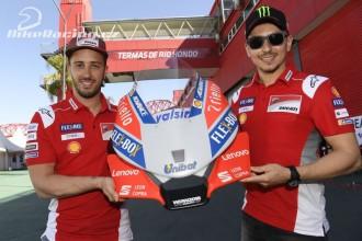 Ducati má nového partnera: Lenovo