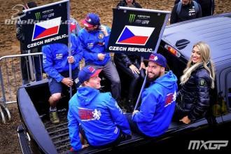 Francie obhájila, Češi závodili