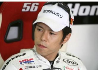 Nakano dostane tovární motocykl