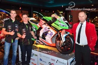 Oficiální představení týmu Grillini Racing