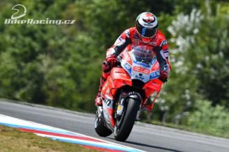 U Ducati chtějí další vítězství