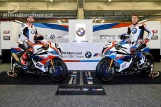 BMW představilo zbarvení pro rok 2019