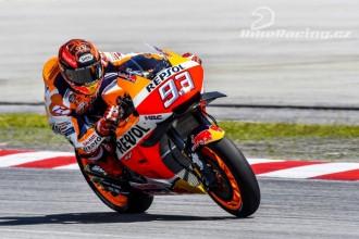 Marquez na úvod nejrychlejší