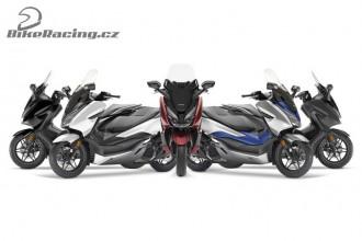 Nová Forza Honda 125
