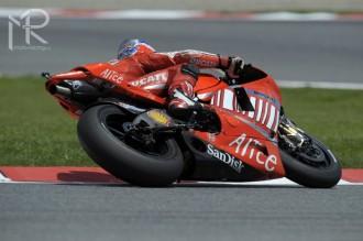 Pozitivní test pro Ducati Marlboro