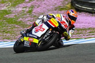 Sam Lowes nejrychlejší v Jerezu