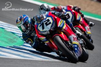 Moriwaki z Jerezu pouze se třemi body